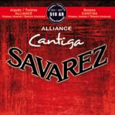 Savarez 510AR classic Cantiga Red guitar strenge