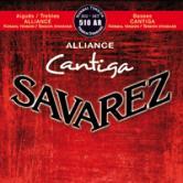 Savarez 510AR classic Cantiga Red guitar strenge