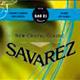 Savarez Cristal blue guitarstrengesæt very high tension
