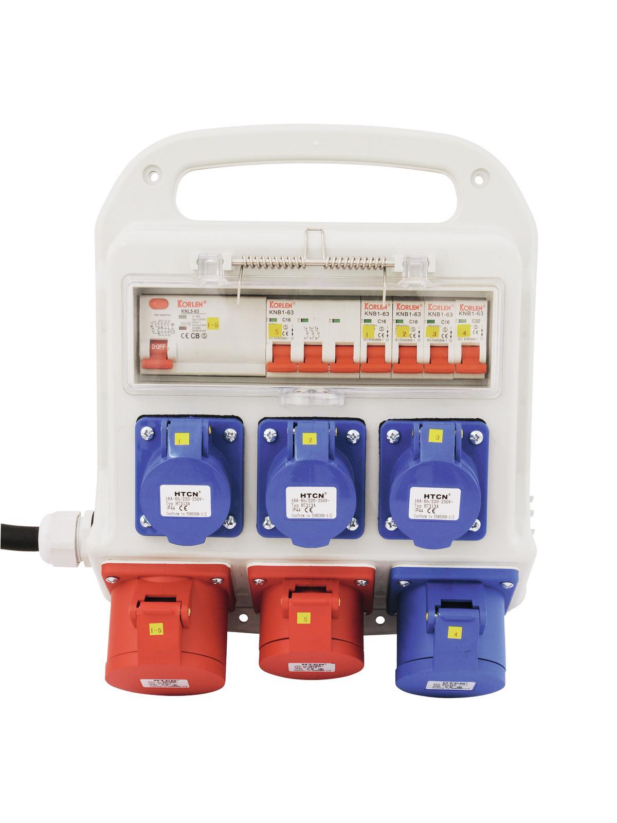 Image of   Eurolite SBP-3210K Power distributor