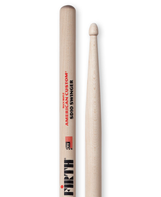 Image of   Vic Firth SD10 Swinger trommestikker
