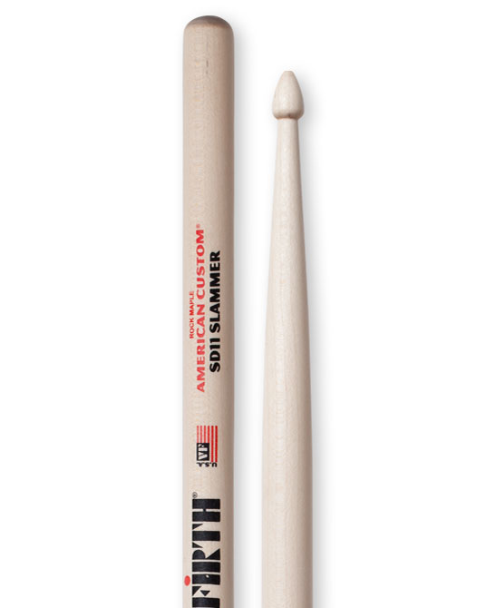 Image of   Vic Firth SD11 Slammer trommestikker