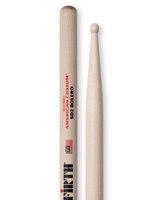 Image of   Vic Firth SD2 Bolero trommestikker