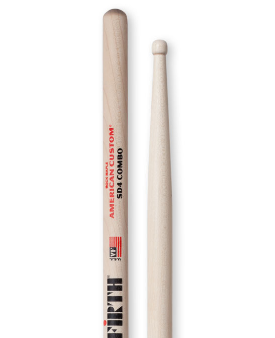 Image of   Vic Firth SD4 Combo trommestikker