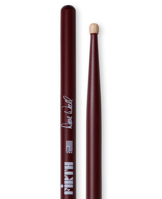 Image of   Vic Firth Dave Weckl signatur trommestikker