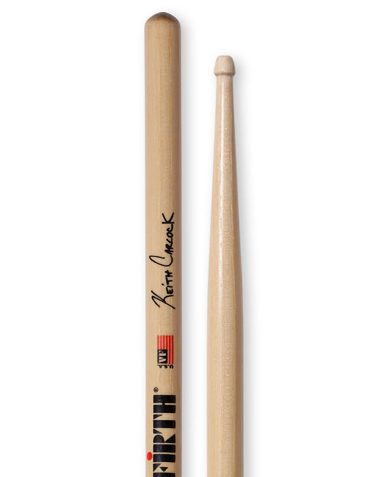 Image of   Vic Firth Keith Carlock signatur trommestikker