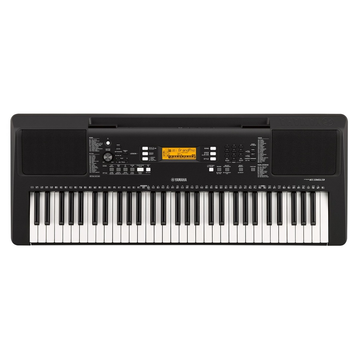 Yamaha PSR-E363 digitalkeyboard