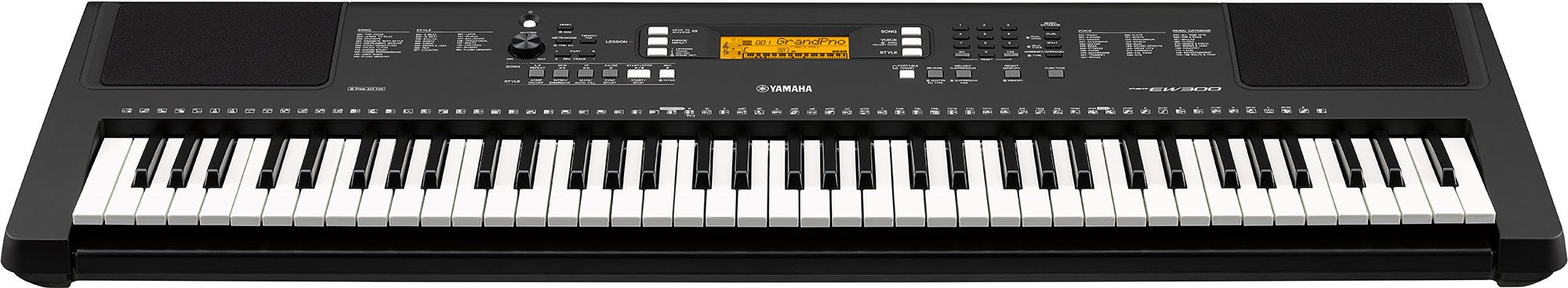 Yamaha PSR-EW300 digitalpiano