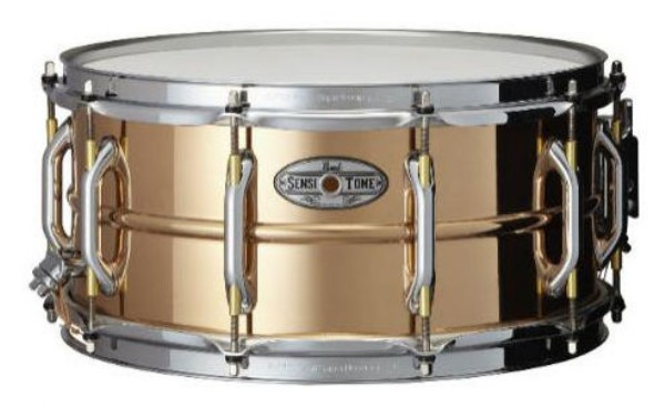 "Pearl 14x6,5"" SensiTone Premium Beaded Phosphor Bronzed lilletromme"