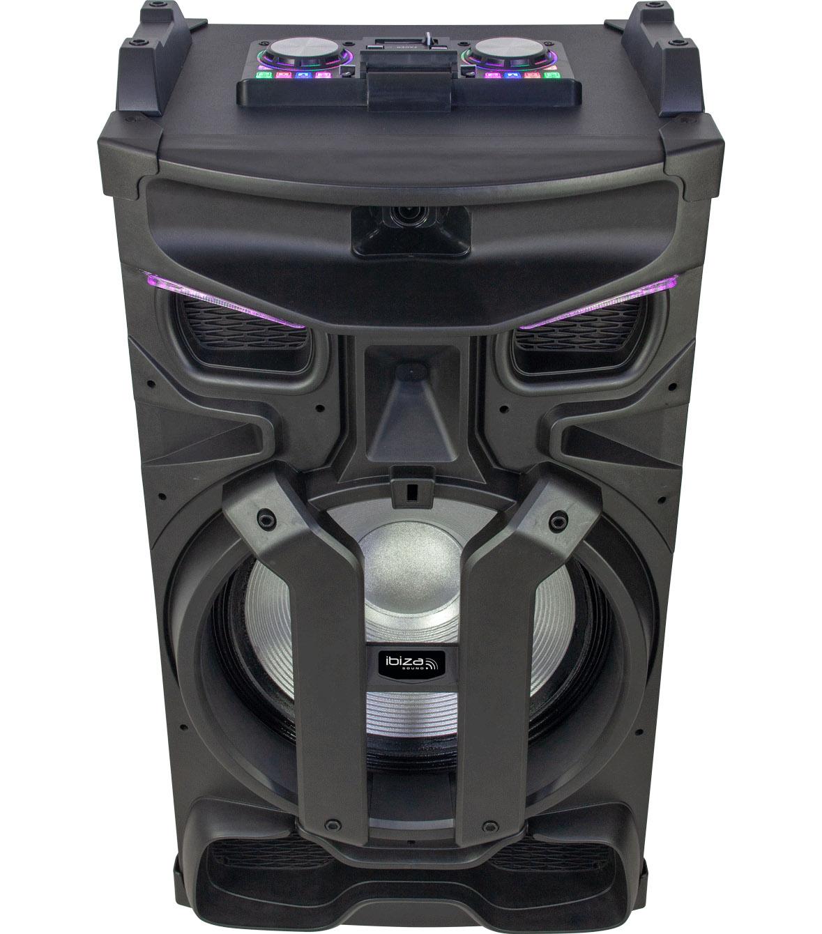 Ibiza Soundsbox 18-MAX Bluetooth højttaler