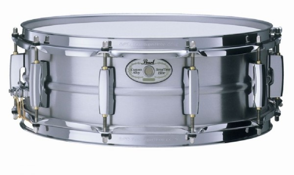 "Pearl 14x5"" SensiTone Beaded Seamless Aluminium lilletromme"