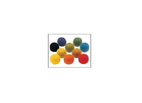Mipro gul vindhætte til håndmikrofoner (2 styk)