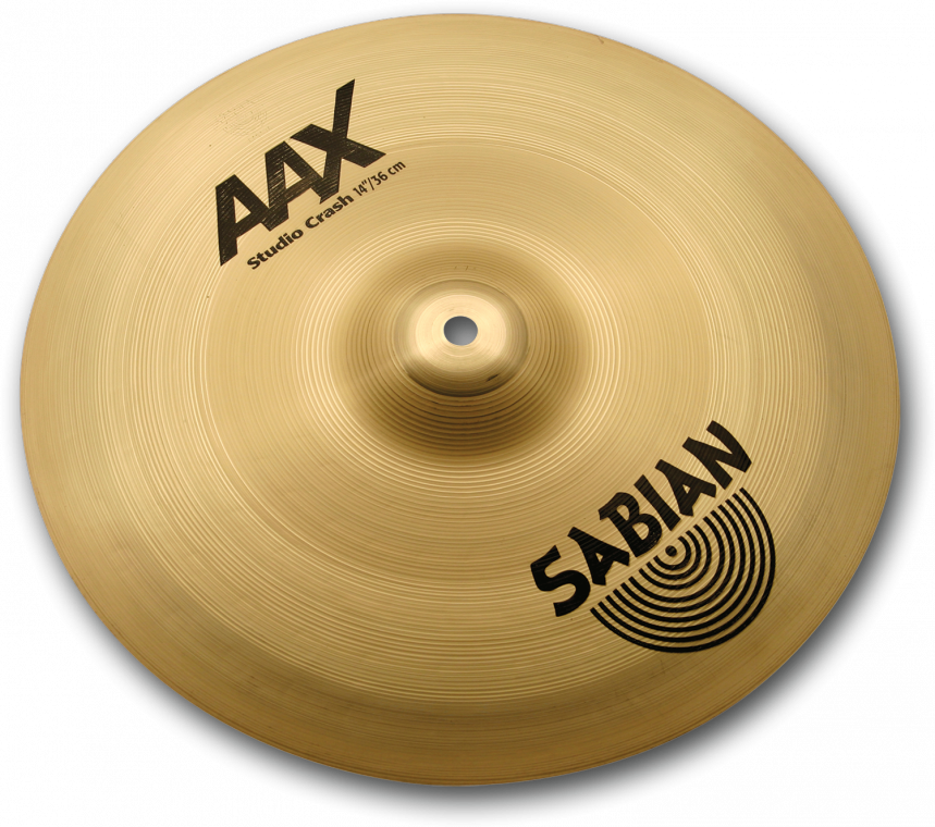 "Image of   Sabian 14"" AAX Studio Crash"