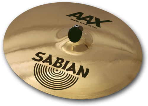 "Image of   Sabian 15"" AAX Studio Crash"