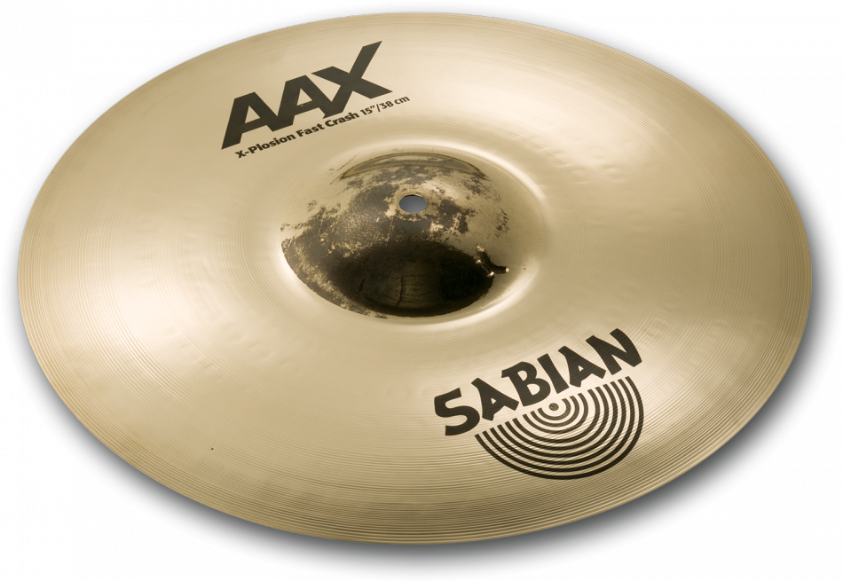 "Image of   Sabian 15"" AAX X-Plosion Fast Crash"