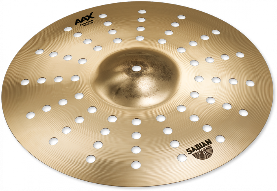 "Image of   Sabian 16"" AAX Aero Crash"