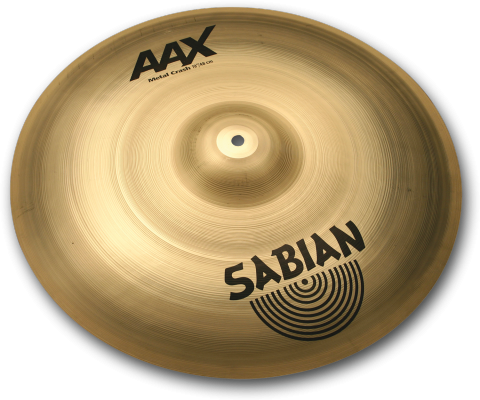 "Image of   Sabian 16"" AAX Metal Crash"