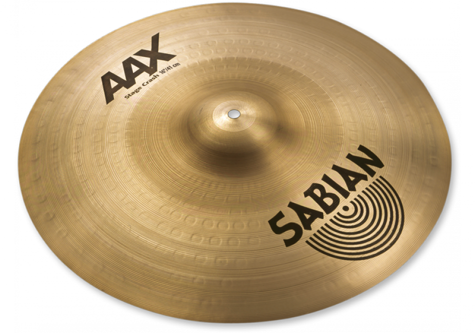 "Image of   Sabian 16"" AAX Stage Crash"