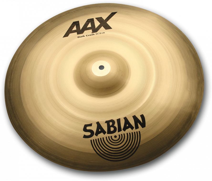 "Image of   Sabian 17"" AAX Dark Crash"