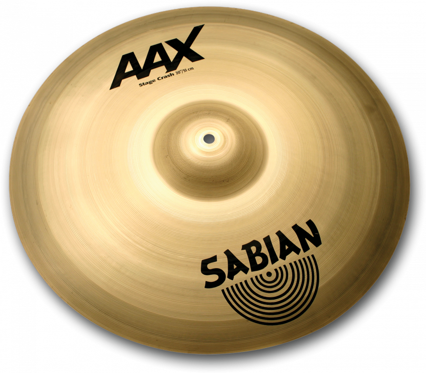 "Image of   Sabian 17"" AAX Stage Crash"