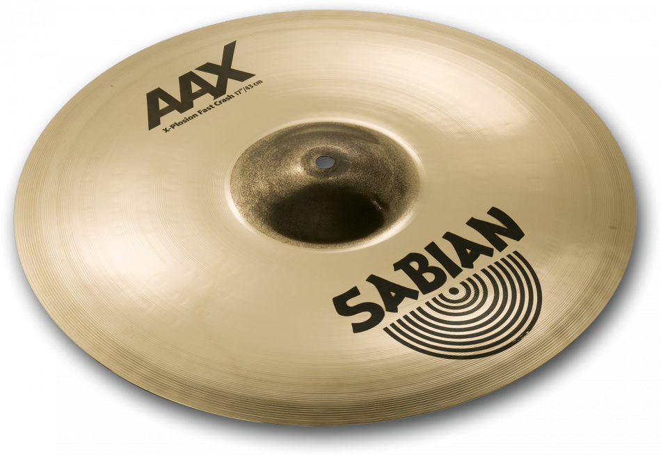 "Image of   Sabian 17"" AAX X-Plosion Fast Crash"