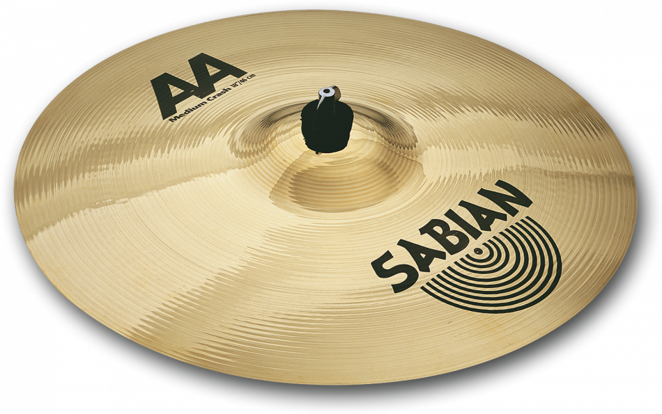 "Image of   Sabian 18"" AA Medium Crash"