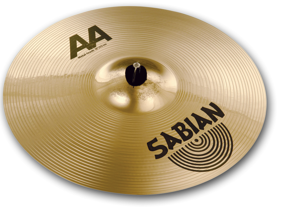 "Image of   Sabian 18"" AA Metal Crash"