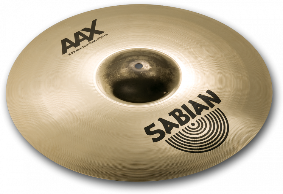 "Image of   Sabian 18"" AAX X-Plosion Fast Crash"