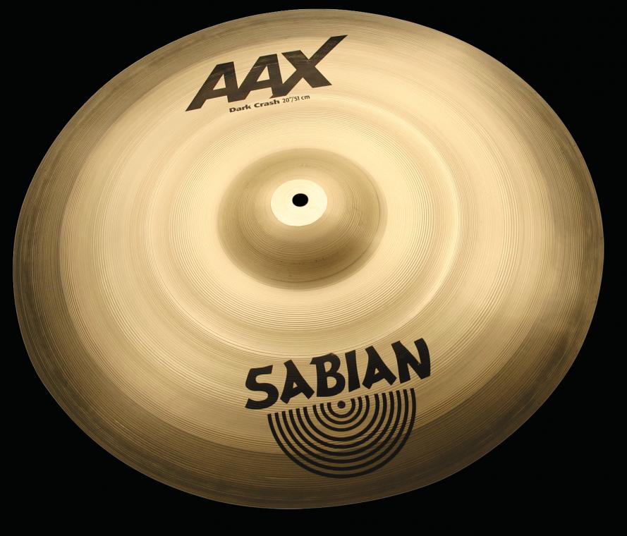 """Sabian 19"""" AAX Dark Crash"""