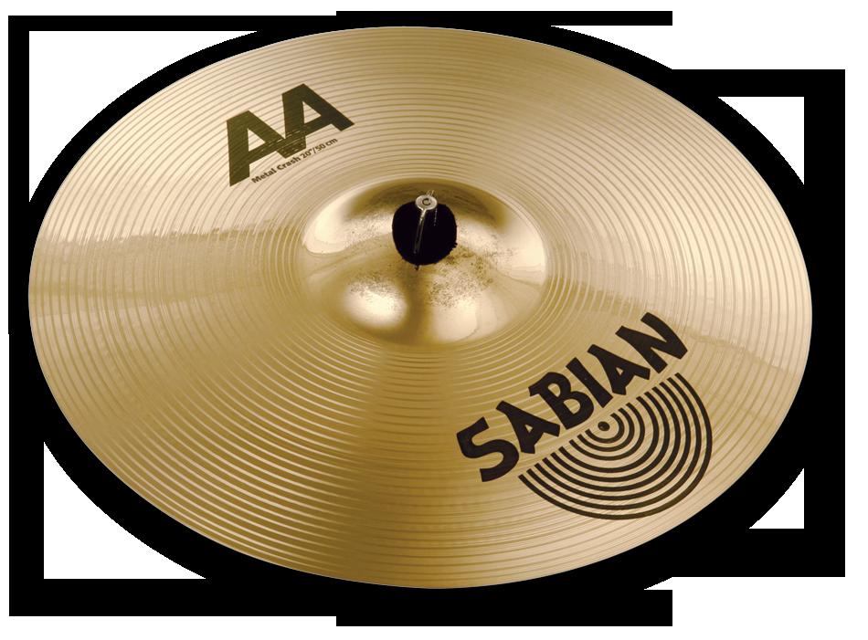 """Sabian 20"""" AA Metal Crash"""