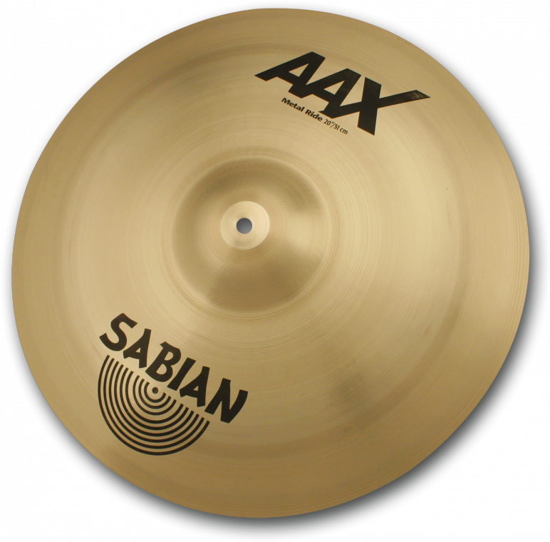 "Image of   Sabian 22"" AAX Metal Ride"