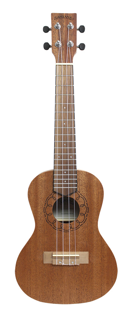 Concert ukulele fra Santana