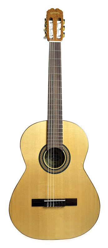 Santana 16A Klassisk Guitar, Advanced Series