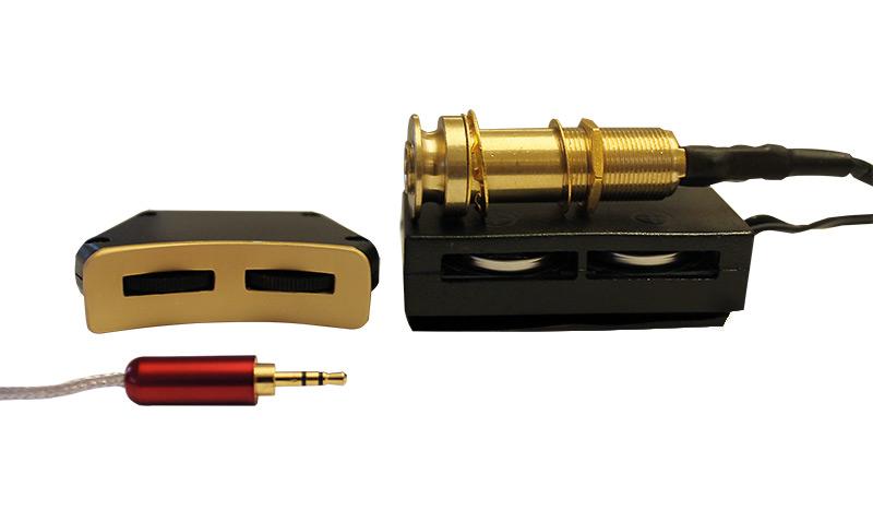 Image of   Santana T-200 Pickup-System til akustisk guitar