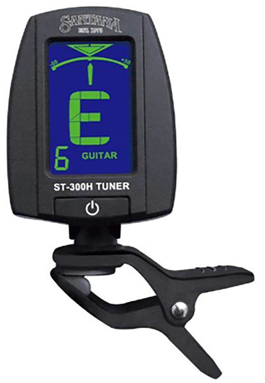 Santana ST-300H Digital Headstock Tuner