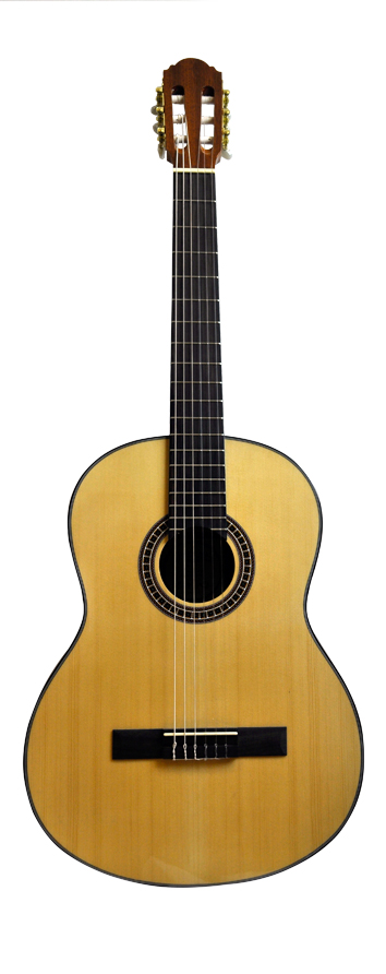 Image of   Santana B8 Klassisk Guitar, Natur