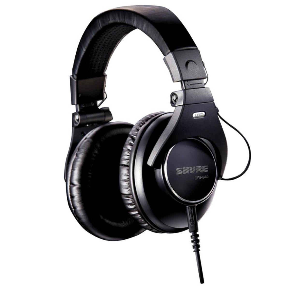 Image of   Shure SRH840 Hovedtelefoner