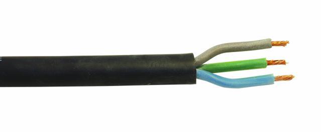 Image of   Silicone Kabel 3x1,5mm 100 meter