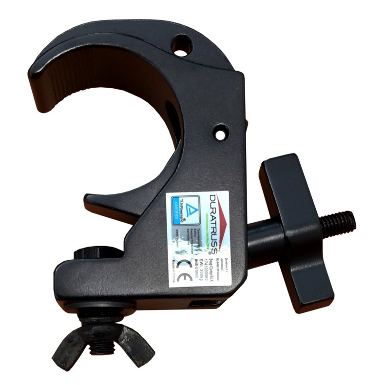 Image of   Duratruss Snap Clamp BLK
