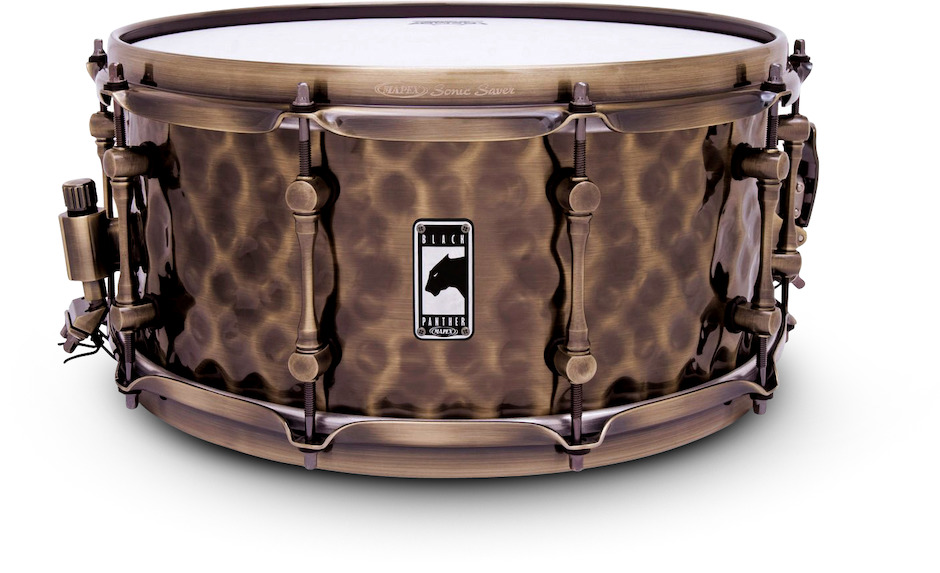 "Mapex 14x6,5"" Black Panther Sledgehammer Lilletromme"