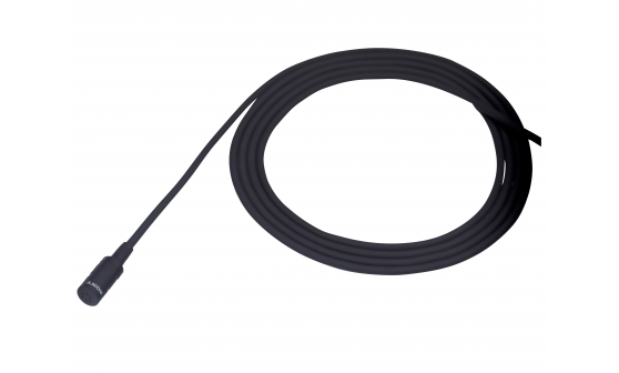 Image of   Sony ECM-77B miniature lavalier microphone