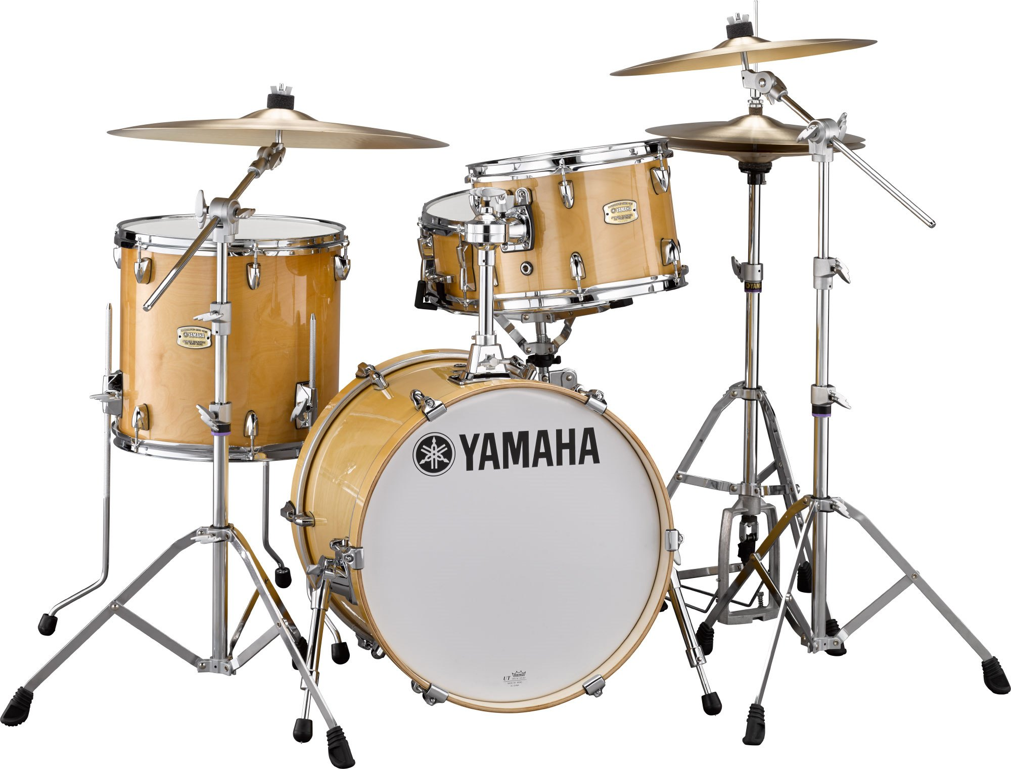 Yamaha Stage Custom Birch Bop Trommesæt Natural Wood