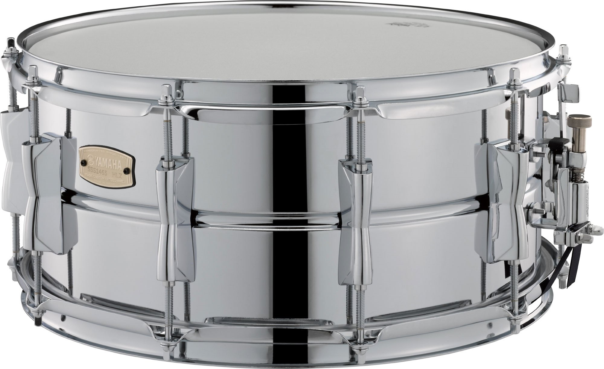 "Yamaha 14x6,5"" Stage Custom Steel Lilletromme"