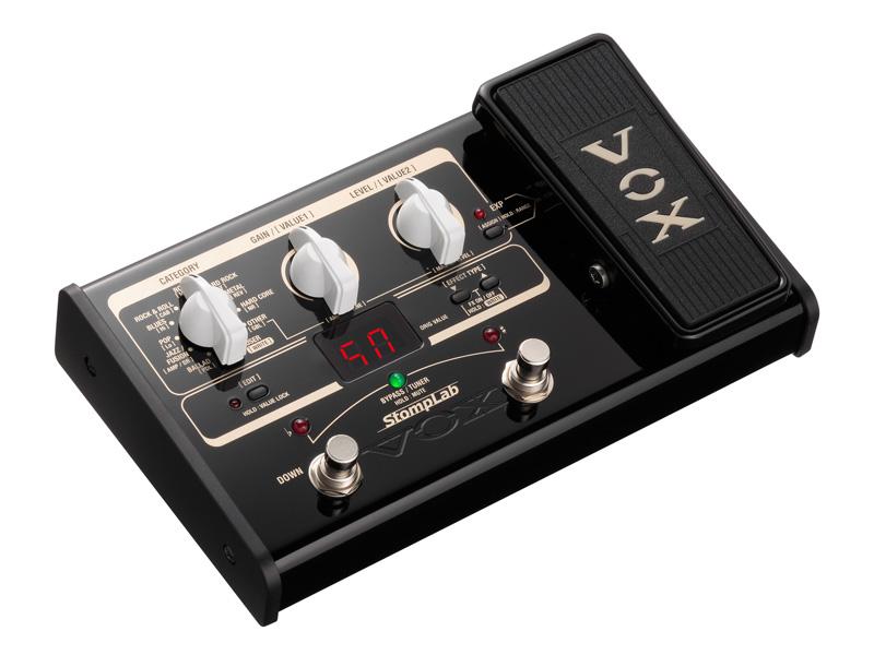 Vox Stomplab-2G Guitar Efx Pedal