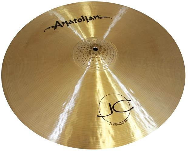 "Image of   Anatolian 22"" Jazz Collection Sweet Ridebækken"