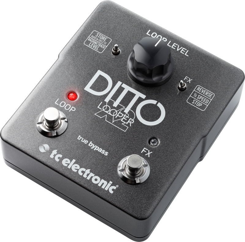 Image of   TC Electronic Ditto X2 Looper