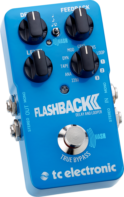 Image of   TC Electronic Flashback 2