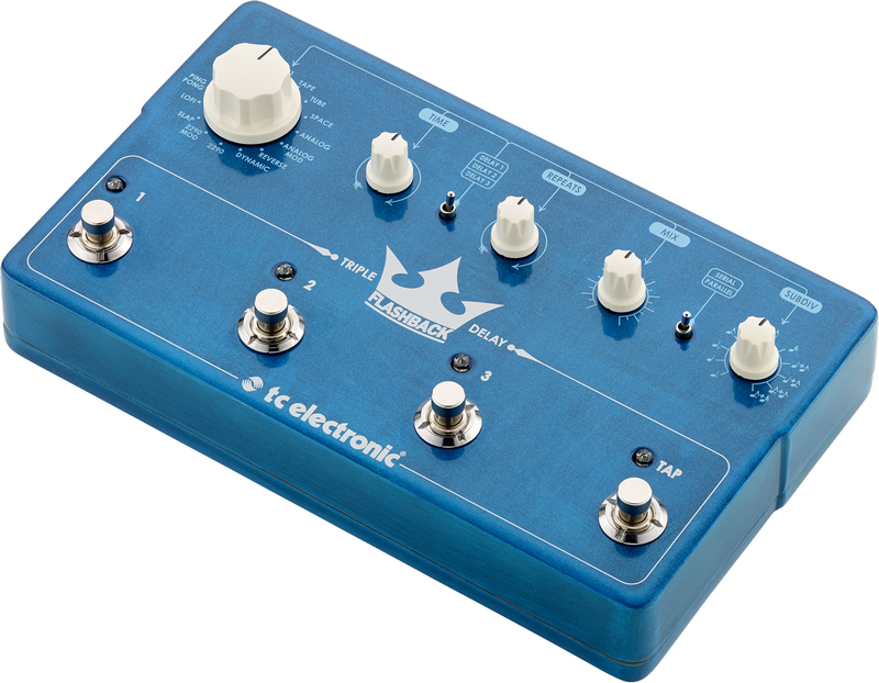 Image of   TC Electronic Flashback Triple Delay
