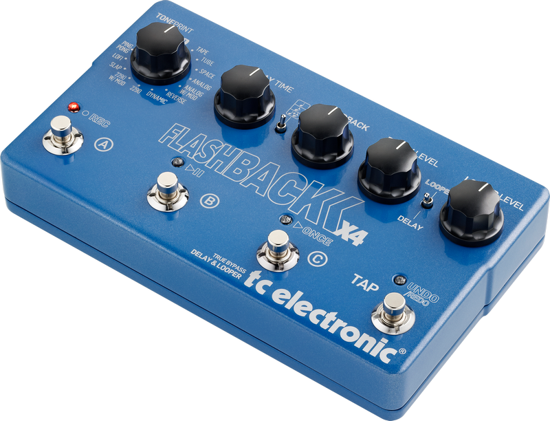 Image of   TC Electronic Flashback X4 Delay & Looper