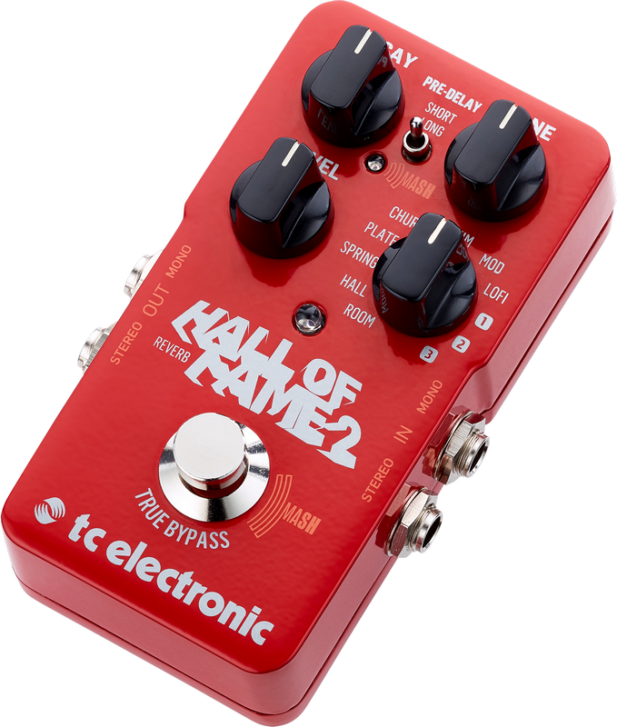 Image of   TC Electronic Hall of Fame 2 Reverb